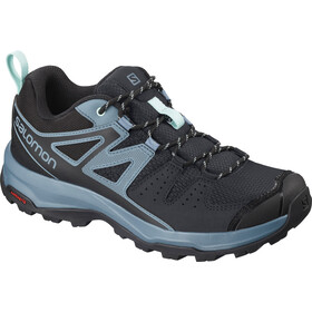 Salomon X Radiant Shoes Women ebony/bluestone/icy morn